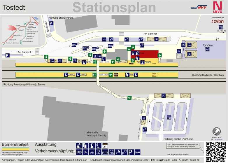 Stationsplan