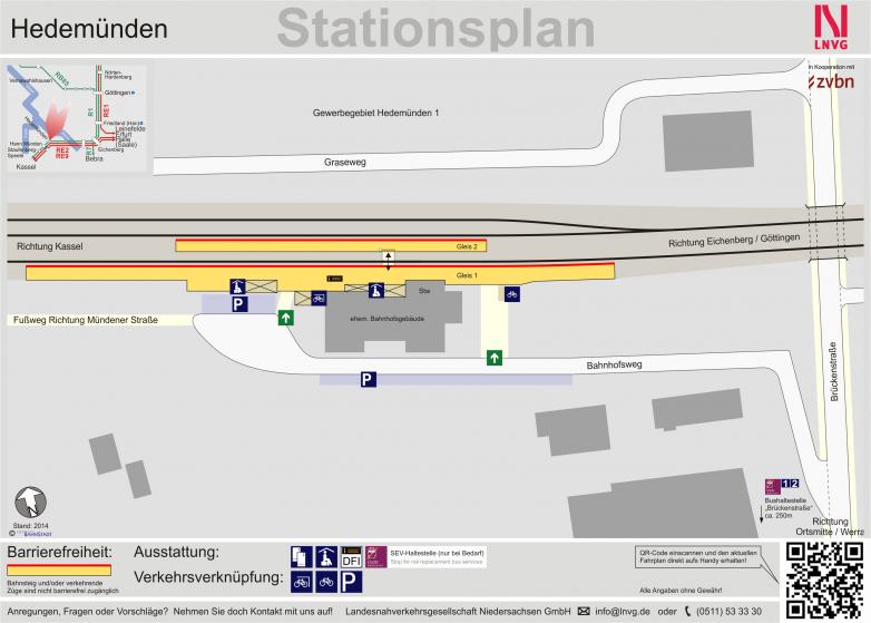 Station plannen